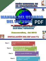 MANUAL DE SIP 2000 V2 y V3