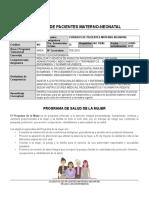 6 Programa de Salud de La Mujer
