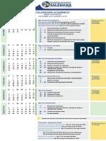 P52 - Calendario Academico GYE