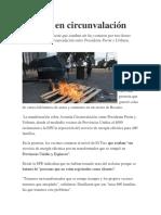 Jornada de piquetes en Rosario por diversos reclamos.docx
