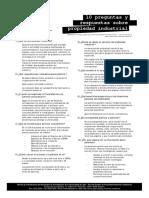 10 Preguntas y Respuestas IPR