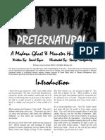 Preternatural RPG Book Guide.pdf