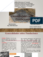 Presentacion Fundaciones JB & HC