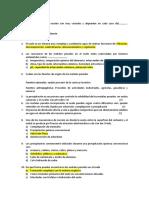 Cuestionario Contaminacion Del Suelo Exposiciones
