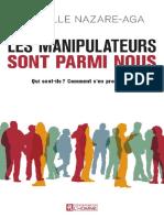 Les Manipulateurs Sont Parmi Nous - Isabelle Nazare-Aga