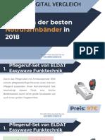 Notrufarmband Test_ Vergleich Der Besten Notrufarmbände in 2018