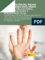 La Prevención Del Riesgo de Adicciones en El Medio Laboral