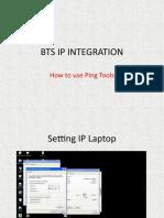 Bts Ip Integration