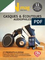 ON mag - Guide casques et écouteurs audiophiles 2019