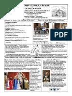20190113 santa maria parish
