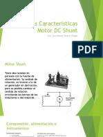 Curvas Caracteristicas Motor DC Shunt