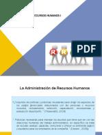 RECURSOS HUMANOS II (Unidad 1).pdf