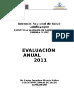 Evaluacion Gestion Essmycp 2011-2
