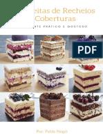 eBook 12 Receitas de Coberturas e Recheios
