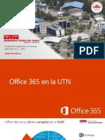 Caractersiitcas o365 Educacion Fica Utn 06.06.2018 v01