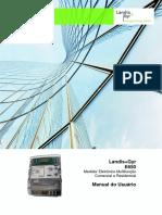 Manual medidor de energia E650