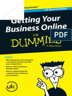 Getting Your Business Online for Dummies