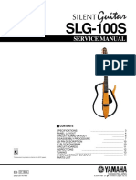 Silente Guitar SIG 100S