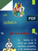Introduccion e Historia de La Quimica