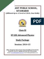 physics study material