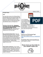 dahlstrom newsletter 1