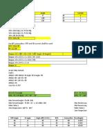 New Microsoft Excel WorksheetNew Microsoft Excel Worksheet