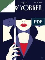 The New Yorker - September 19.2016
