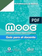 MOOC GUÍA PARA EL DOCENTE