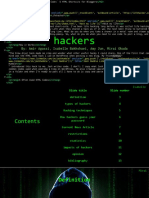 hackers business presentation