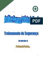 Treinamento de Análise Prevencionista Da Tarefa