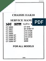 Teletech Chassis 11ak10