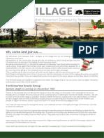 Higher Kinnerton Newsletter 1217