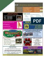 Higher Kinnerton Newsletter 0116