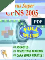 SoalCPNS2005