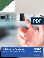 Catálogo Vault - Revenda