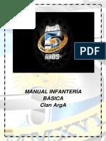 Manual Infantería Básica Clan ArgA