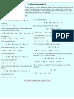 Functia de Gradul II-01-Test