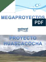 Megaproyectos SEDAPAL