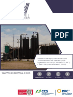 Brochure Hidrowell v1.6