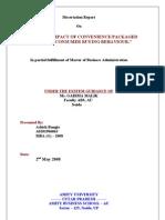 Dissertation Report 2