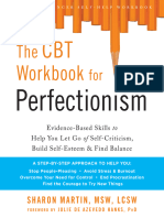 The CBT Workbook for Perfectionism Evidence-Based Skills to Help You Let Go of Self-Criticism, Build Self-Esteem, And Find