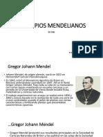 2. PRINCIPIOS MENDELIANOS