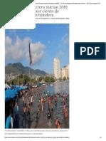 01-01-2019 Destinos de Guerrero inician 2019 casi al cien por ciento de ocupación hotelera.