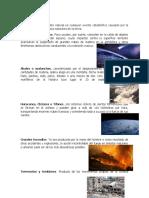 Desastre Naturales 10