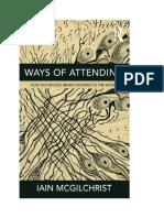 [Iain McGilchrist] Ways of Attending How Our Divi(B-ok.xyz)