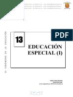 U.D. 13_EDUCACIÓN ESPECIAL