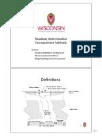 14a-Floodway - Encroachment Methods