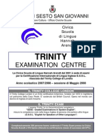 Civiche Lingue Trinity