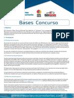 Bases Concurso Motortec