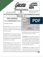 Decreto No. 6-2017 (Reformar y Adicionar Artículos Al Código Penal)